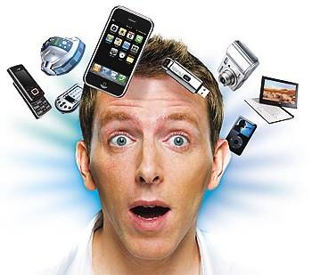 Tecnofilia - Adicto a la tecnología