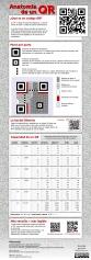 Anatomía de un Código QR (Infografía)