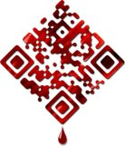 Código QR True Blood