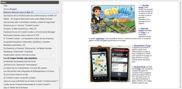 Ebook 1er aniversario El Content Curator (10 juegos sociales)
