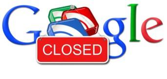 Google Reader closed
