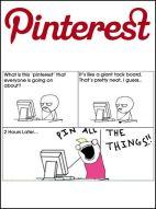 Humor gráfico sobre Pinterest