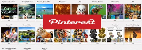 Tableros Pinterest