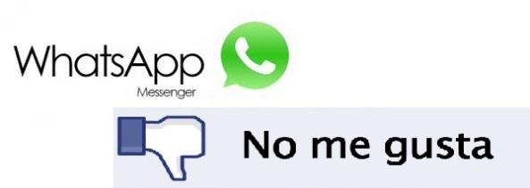 WhatsApp no me gusta