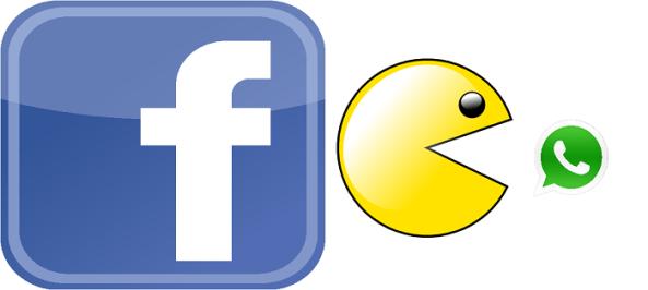 Facebook se come a WhatsApp
