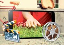 ¿Y esta espectacular Tablet de película?