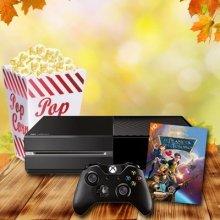¿Y esta maravillosa Xbox One?