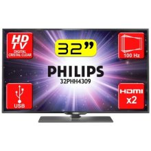 TV LED de Phillips de 32''
