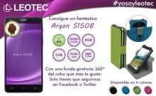 Smartphone Leotec Argon S150B